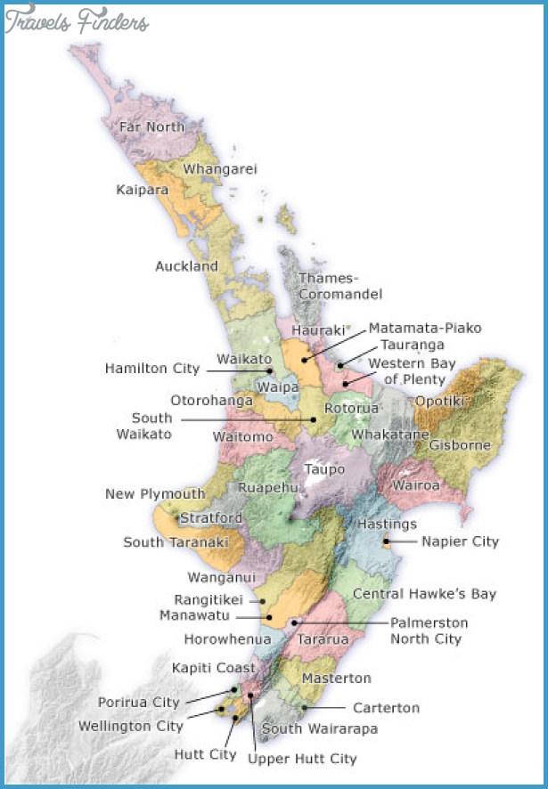 hastings nz map gallery