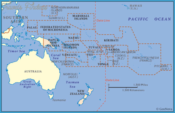 Australia Map Quiz.Australia And New Zealand Map Quiz Travelsfinders Com
