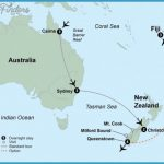 Map Of Australia New Zealand And Fiji.Map Of New Zealand And Fiji Travelsfinders Com
