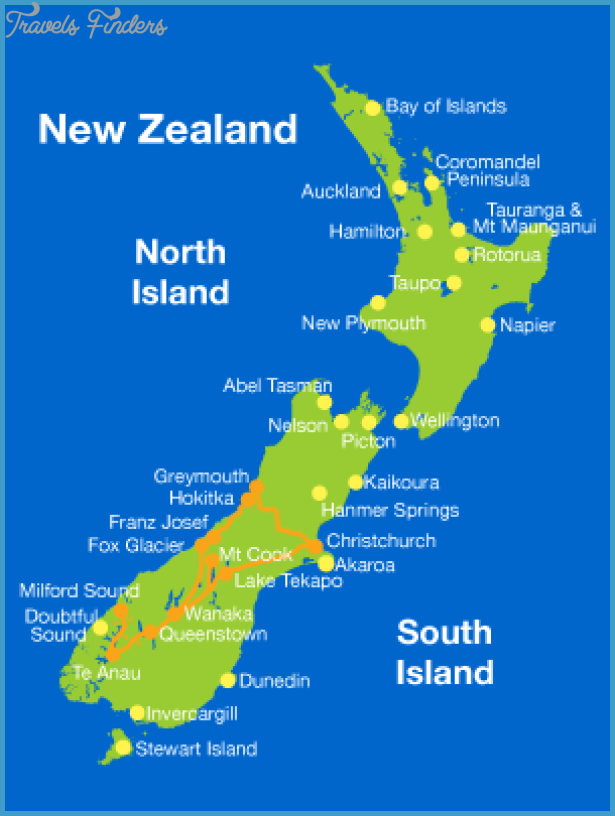 map of lake wanaka Wanaka New Zealand Map Travelsfinders Com map of lake wanaka