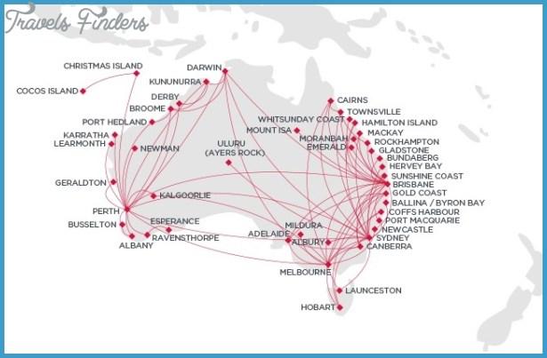 Australia Map Karratha.Australia Map Airports Travelsfinders Com
