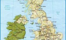where is england on the world map Archives - TravelsFinders.Com ®