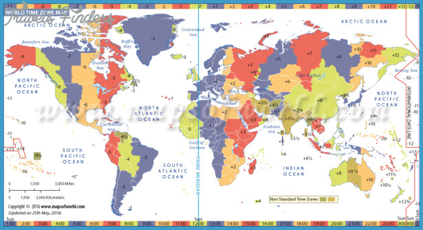 China time zone map travelsfinders photo gallery of china time zone map gumiabroncs