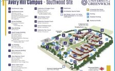 Avery Hill Campus Map university of greenwich avery hill campus map Archives