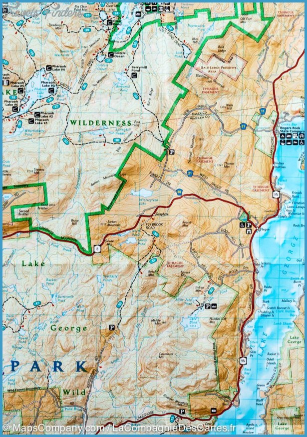 national geographic hiking maps 11 National Geographic Hiking Maps