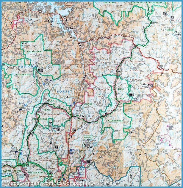 national geographic hiking maps 14 National Geographic Hiking Maps