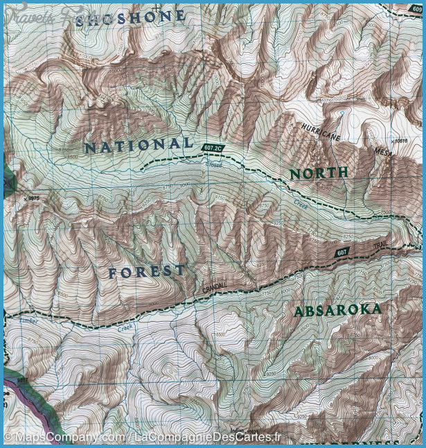 national geographic hiking maps 8 National Geographic Hiking Maps