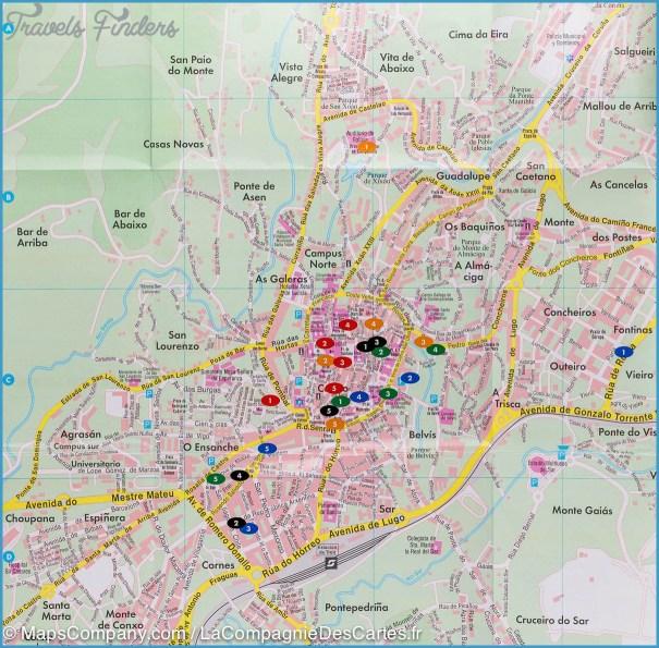 Santiago de Compostela Map Detailed _12.jpg