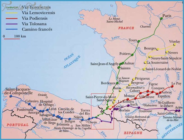Santiago de Compostela Map Detailed _3.jpg