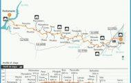 Santiago de Compostela Map Distances _0.jpg