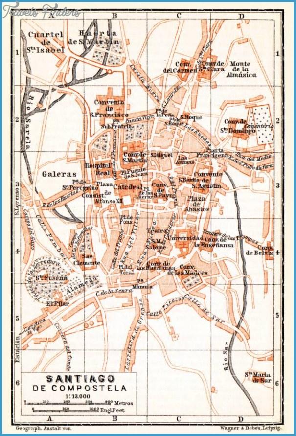 Santiago de Compostela Map Download_3.jpg