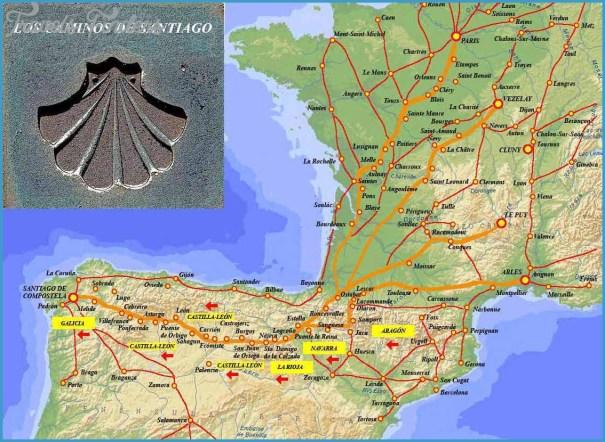 Santiago de Compostela Map Geographical _0.jpg