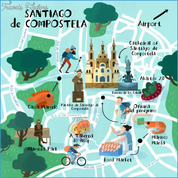 Santiago de Compostela Map Geographical _12.jpg