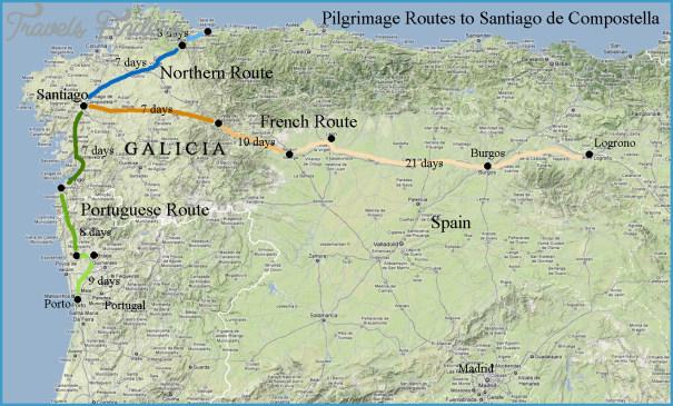 Santiago de Compostela Map Geographical _2.jpg