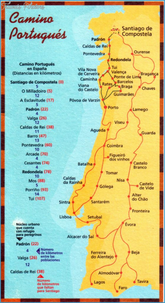 Santiago de Compostela Map Geographical _6.jpg