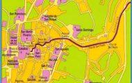 Santiago de Compostela Map Images _0.jpg