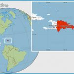 The Dominican Republic Map In World Map_3.jpg