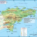 The Dominican Republic Map With Cities _12.jpg