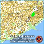 The Dominican Republic Map With Cities _13.jpg