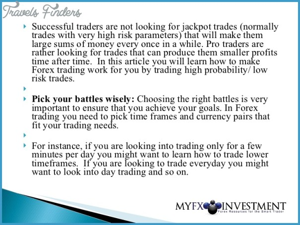 Pick a good forex broker