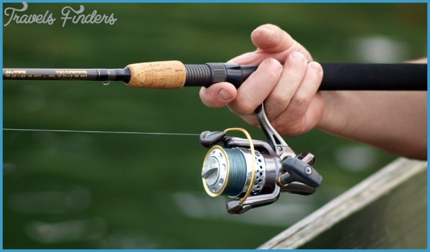 How To Set Up A Spin Cast Pole For Trout Fishing ...