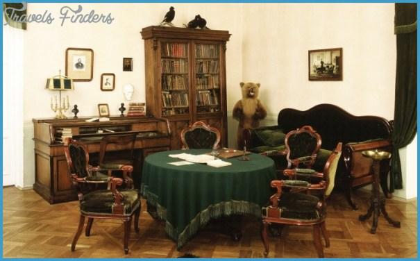 rimsky korsakov museum 13 RIMSKY KORSAKOV MUSEUM