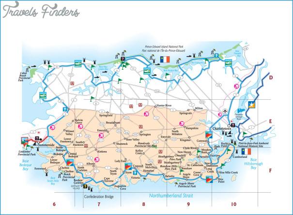 daytour maps 2017 rs CONFEDERATION BRIDGE MAP