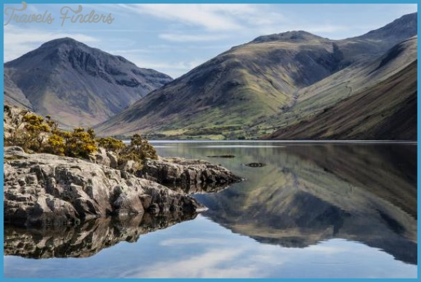 lake district scafell pike Hiking Trails in Europe as Worthy of World Heritage Status as the Lake District