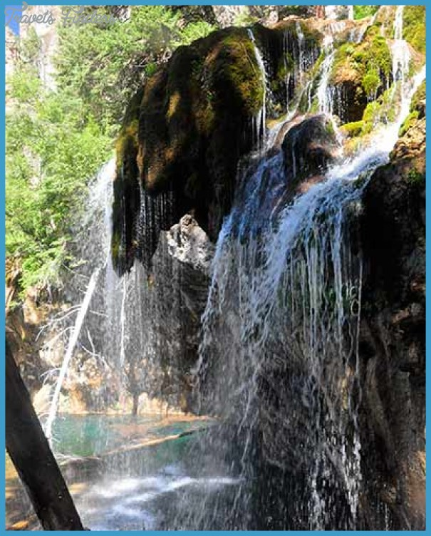 101 Of The Most Beautiful Hikes In Colorado: The Most Beautiful Waterfalls In Colorado The Best Of