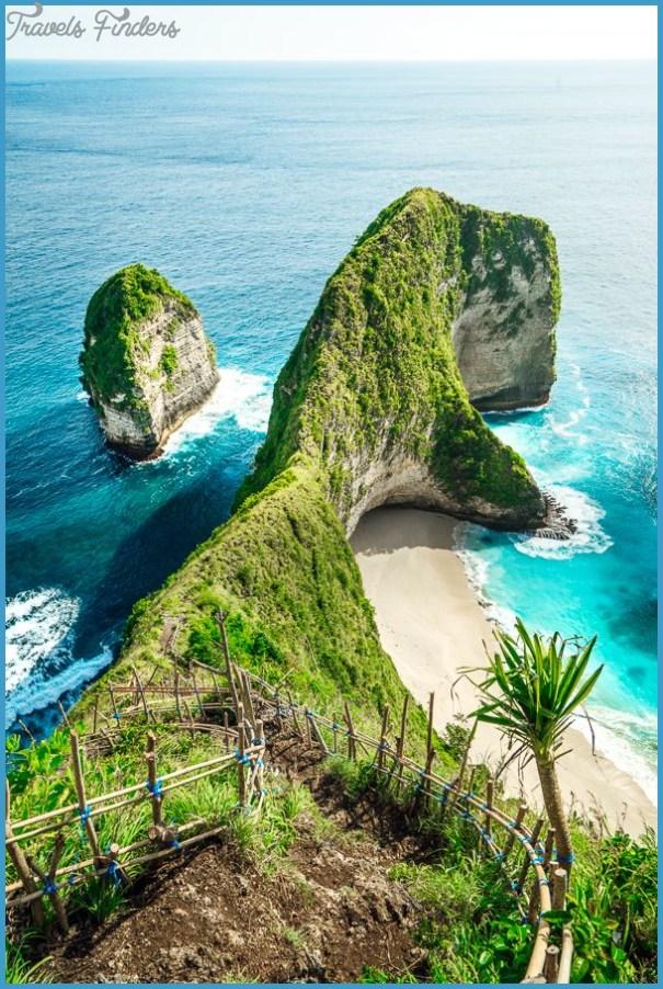 The Road to Atuh Beach - renting a motor bike drone  of Nusa Penida Island Bali Indonesia_1.jpg