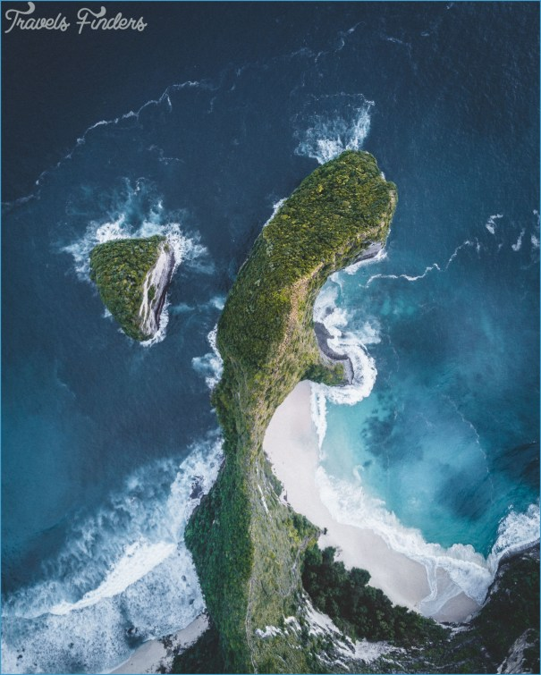The Road to Atuh Beach - renting a motor bike drone  of Nusa Penida Island Bali Indonesia_12.jpg