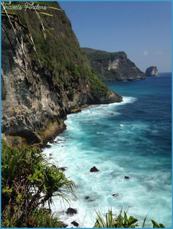 The Road to Atuh Beach - renting a motor bike drone  of Nusa Penida Island Bali Indonesia_6.jpg