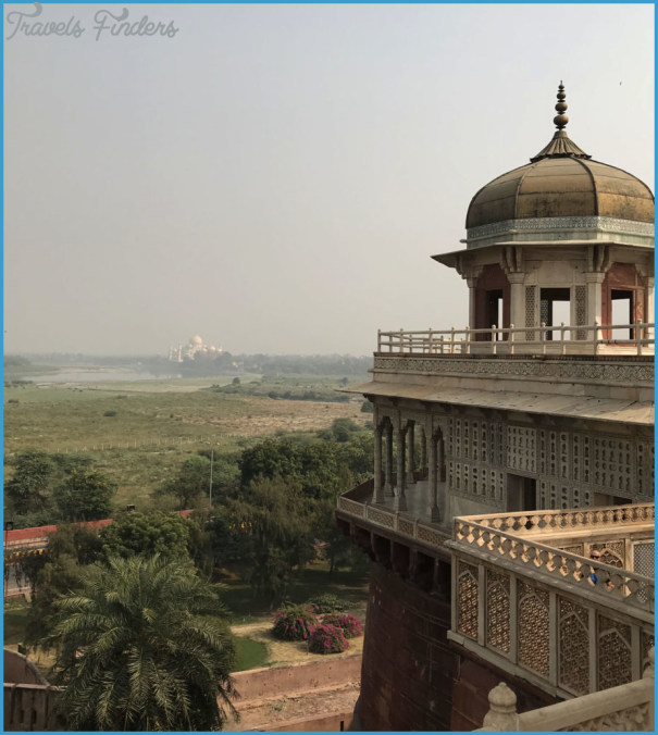 Things To Do In Agra Sightseeing At The Red Fort Baby Taj