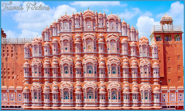 Things to do in Jaipur The Pink City Stepwell Monkey Temple City Palace Hawa Mahal India _1.jpg