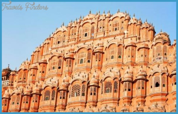 Things to do in Jaipur The Pink City Stepwell Monkey Temple City Palace Hawa Mahal India _10.jpg