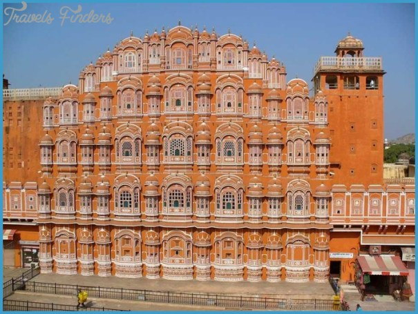 Things to do in Jaipur The Pink City Stepwell Monkey Temple City Palace Hawa Mahal India _14.jpg