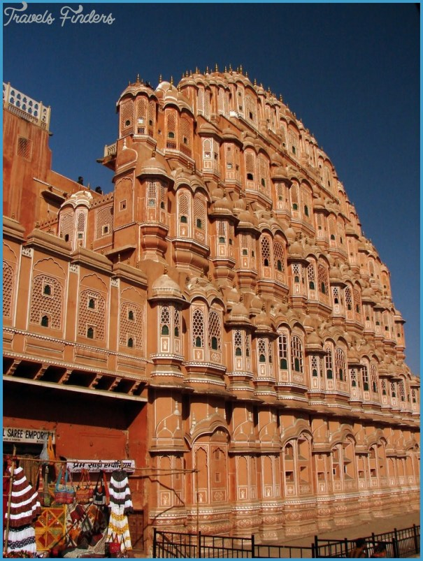 Things to do in Jaipur The Pink City Stepwell Monkey Temple City Palace Hawa Mahal India _9.jpg