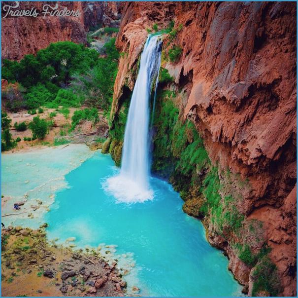 Tour Havasu Falls a paradise in the desert near the Grand Canyon_6.jpg