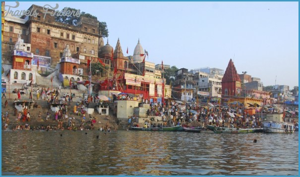 Varanasi Steps or Ghats to the Ganges River Aarti ceremony to Nirvana beyond life India  _7.jpg