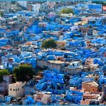 Why is Jodhpur the Blue City Blue Jodhpur Fort Rajasthan India Travel  India_6.jpg