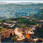 Why is Jodhpur the Blue City Blue Jodhpur Fort Rajasthan India Travel  India_8.jpg