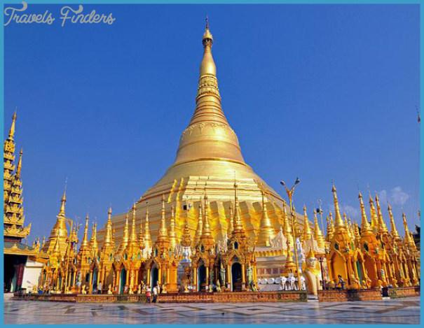 Yangon in Myanmar Burma Shwedagon Pagoda Kandawgyi Lake park street markets and Myanmar food_0.jpg