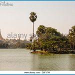 Yangon in Myanmar Burma Shwedagon Pagoda Kandawgyi Lake park street markets and Myanmar food_12.jpg