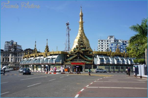 Yangon Myanmar Tourist Sites Sule Pagoda Reclining Buddha Chinatown Night bus to Bagan Burma_12.jpg