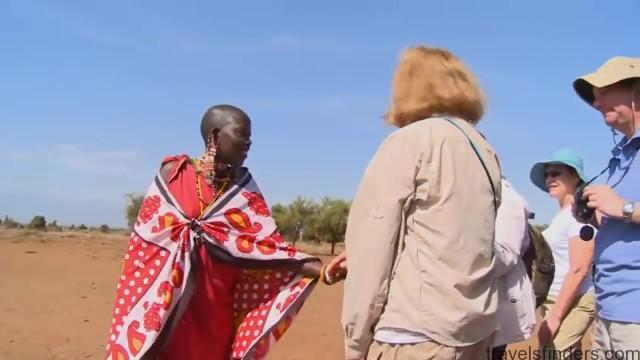 maasai people in kenya 12