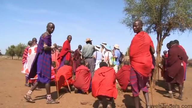 maasai people in kenya 16