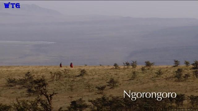 ngorongoro crater tanzania safaris hd 1080p 03