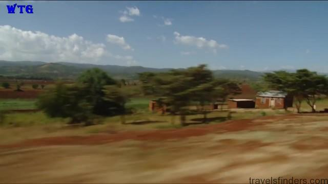 ngorongoro crater tanzania safaris hd 1080p 25