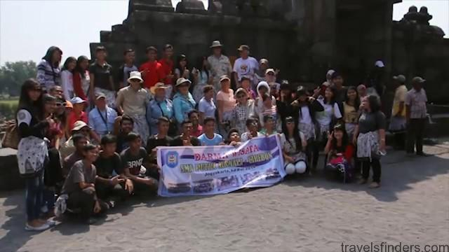 sambisari temple parmbanan temple in indonesia 11