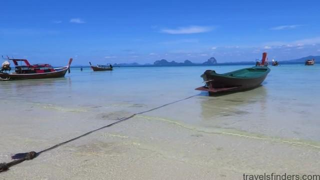 four small islands thailand 22